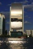 Dubai skyscraper Stock Photography