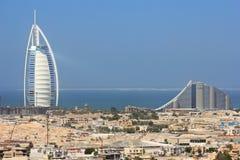 Dubai skyscraper Stock Image