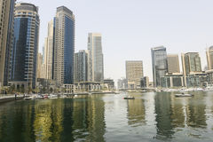 Dubai Creek Royalty Free Stock Photography