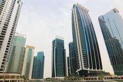 DUBAI Skyscrapers buildings, U.A.E Royalty Free Stock Images