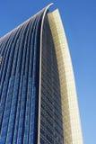 Dubai Skyscrapper Stock Image