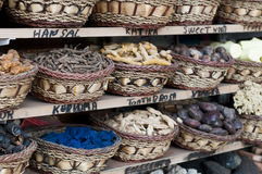 Dubai Spice Souk Stock Photos