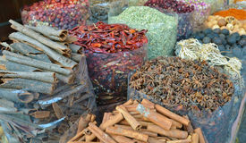 Dubai Spice Souk Royalty Free Stock Images
