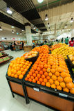 Dubai Supermarket Waitrose on August 8 i Royalty Free Stock Image