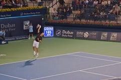 Dubai-Tennisturnier 2012 Stockbilder