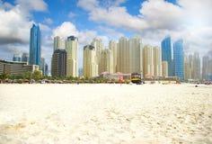 Dubai Town scape Stock Images