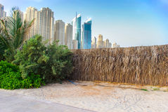 Dubai Town scape Stock Photos