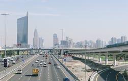 Dubai UAE Arkivbild