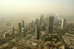 Dubai, UAE. Aerial view Stock Photography
