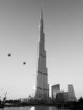 Dubai, UAE. Black and White series Stock Photography