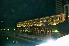 Buhierah corniche Royalty Free Stock Photography