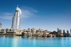 The Address Hotel, Dubai Royalty Free Stock Image