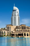 The Address Hotel, Dubai Stock Images