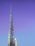 DUBAI, UAE-JUNE 1: Burj Khalifa Stock Photography