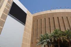 DUBAI UAE - MAJ 15, 2016: Dubai Marina Mall Arkivbild