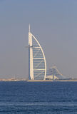 DUBAI, UAE - MAY 15, 2016:  Burj Al Arab Stock Photo