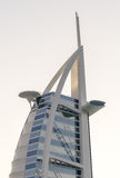 DUBAI, UAE - OCT 8: A general view of the world's first seven st Royalty Free Stock Photography