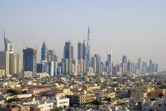 Dubai und Satwa Stockbilder
