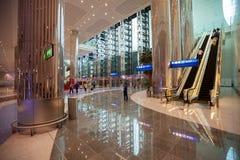 Dubai International Airport stock photography