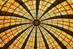 dubai Verano 2016 Interior brillante y moderno el hotel Waldorf Astoria Ras Al Khaimah La cámara acorazada del hotel Fotografía de archivo libre de regalías