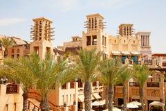 Dubai viejo imagenes de archivo