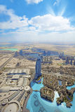 Dubai view Royalty Free Stock Image