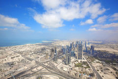 Dubai view Royalty Free Stock Photos