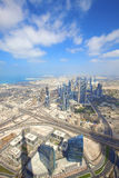 Dubai view Stock Photo