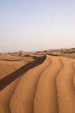 Dubai-Wüste Stockbild