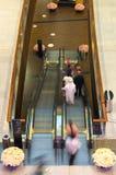dubai wnętrza centrum handlowe zdjęcia stock