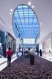 dubai wnętrza centrum handlowe fotografia royalty free