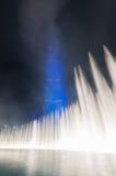 Dubaj świętuje gościć expo 2020 Zdjęcie Stock