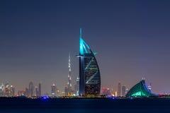 Dubaj Obrazy Royalty Free