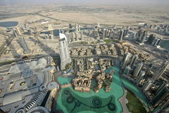 Dubaj budynki Zdjęcie Stock