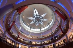 Dubaj centrum handlowe zdjęcie stock