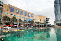 Dubaj centrum handlowe Zdjęcia Stock