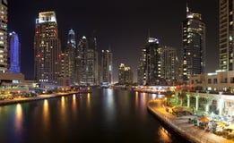 Dubaj Marina Fotografia Stock
