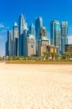 Dubaj Marina. Fotografia Stock