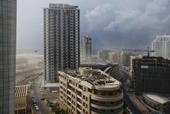 Dubaj Marina budowa Zdjęcia Stock