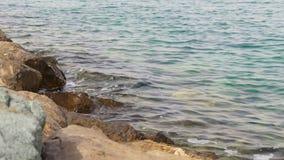 Dubaj miasta perskiej zatoki czystej wody wybrzeże 4k uae zbiory