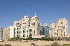 Dubaj naukowa miasto Zdjęcie Royalty Free