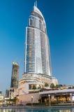 DUBAJ, NOV - 23: Burj Khalifa na Listopadzie 23, 2015 w Dubaj, UAE Zdjęcia Royalty Free