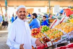 Dubaj owoc i warzywo rynek Zdjęcie Royalty Free