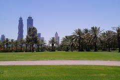 Dubaj Safa park Zdjęcia Stock