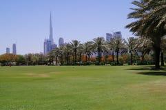 Dubaj Safa park Obraz Royalty Free
