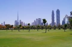 Dubaj Safa park Obraz Stock