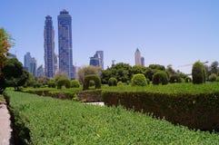 Dubaj Safa park Fotografia Royalty Free