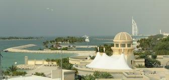 Dubaj schronienie Zdjęcia Royalty Free