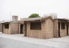 Dubaj stwarza ognisko domowe Obrazy Royalty Free