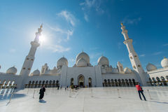 Dubaj, STYCZEŃ - 9, 2015 Obraz Stock